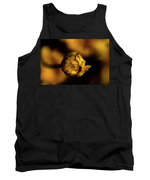 Yelllow Tank Top by Jay Stockhaus