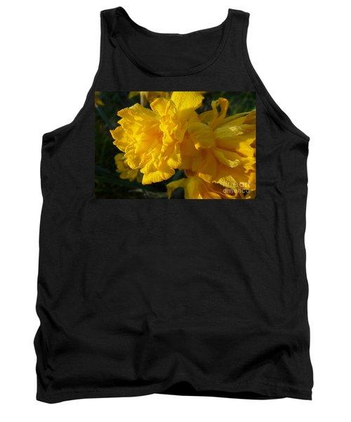 Yellow Daffodils Tank Top