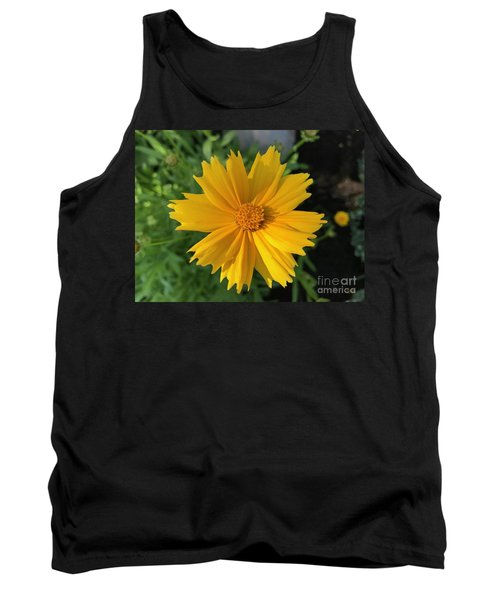 Yellow Delight Tank Top