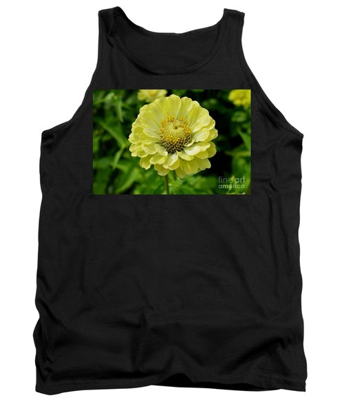 Tank Top featuring the photograph Yellow On Yellow by Lew Davis