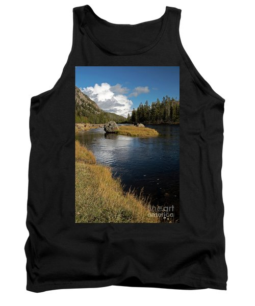 Yellowstone Nat'l Park Madison River Tank Top