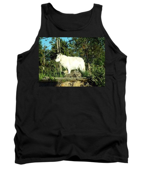 Yellowstone Wolf Pack Member Tank Top