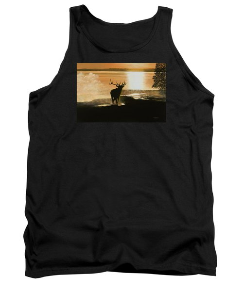Yellowstone's Monarch Tank Top