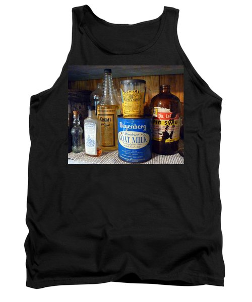 Yesteryear's Goods Tank Top by Carla Parris