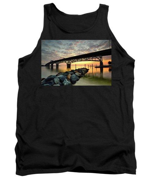York River Sunrise Tank Top