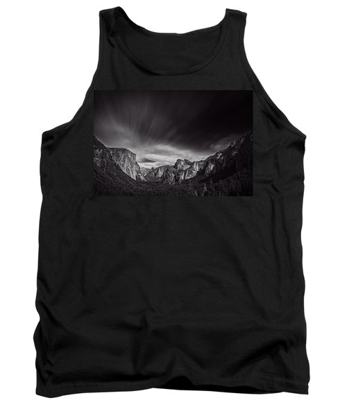 Yosemite Valley Tank Top by Ian Good