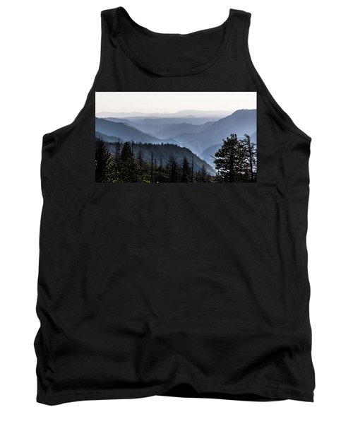 Yosemite View 27 Tank Top