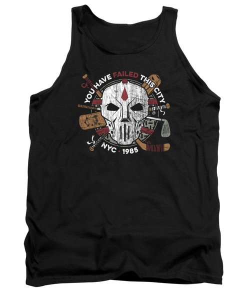 You Have Failed Nyc Tank Top