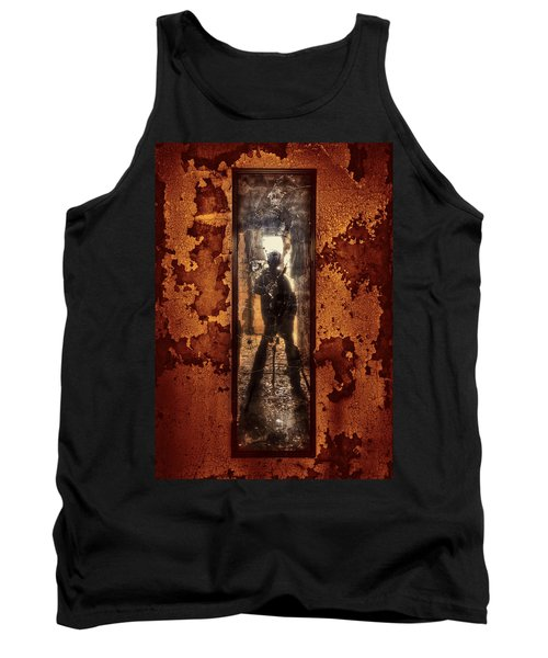 You Shot A Hole In My Soul Tank Top