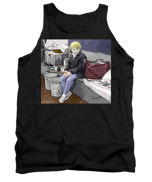 Young Fisherman Tank Top