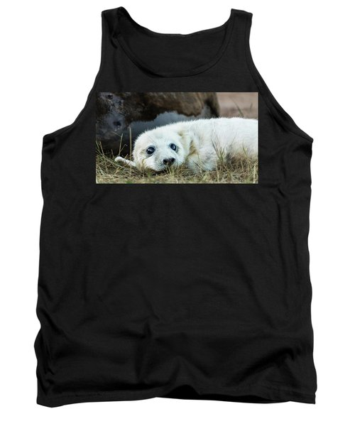 Young Pup Tank Top