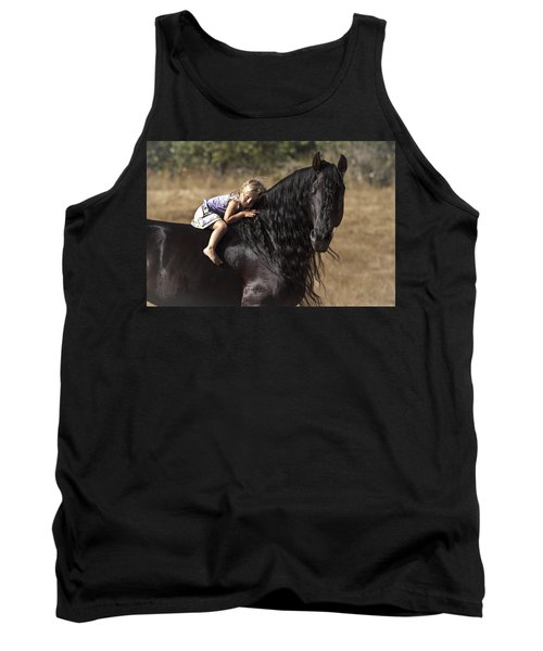 Young Rider Tank Top