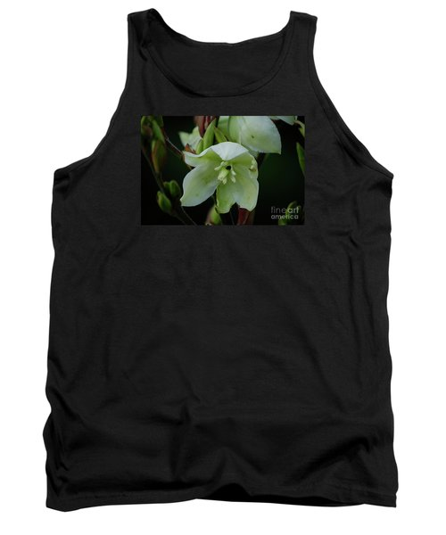 Tank Top featuring the photograph Yucca by Randy Bodkins
