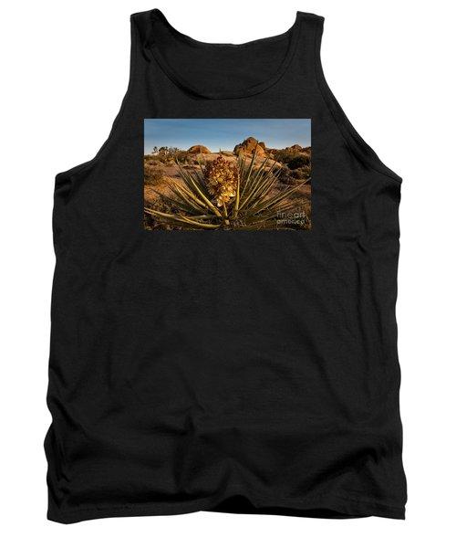 Yucca Bloom Tank Top