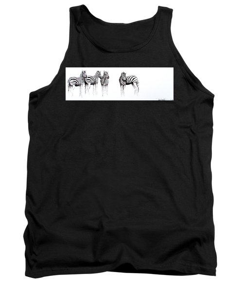 Zebbies Tank Top