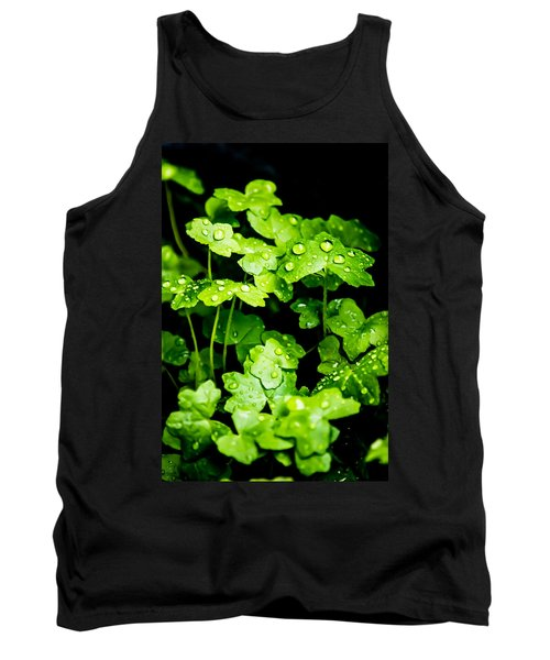 Zen Waterdrops Tank Top