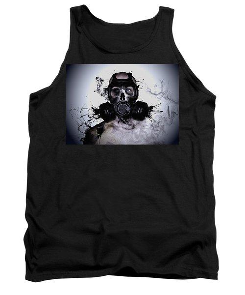 Zombie Warrior Tank Top