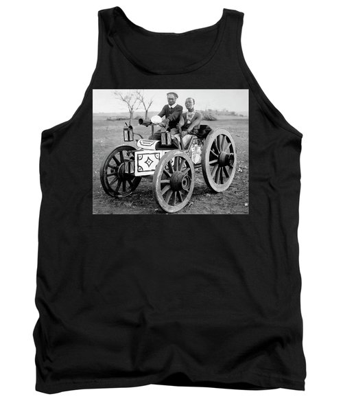 Zulu Motor Cab 1903 Tank Top