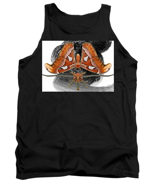 Atlas Moth7 Tank Top