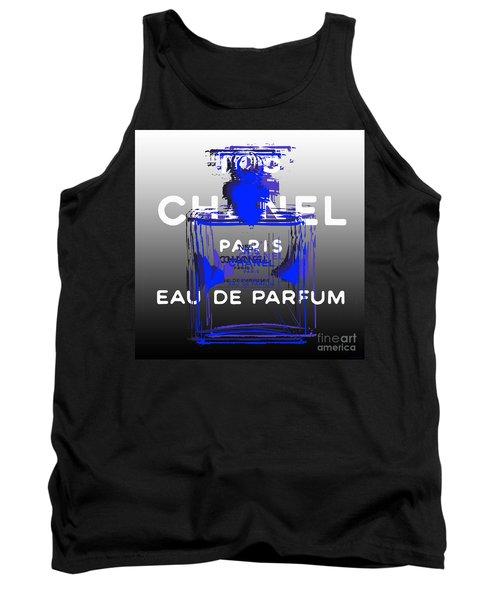 Chanel No 5 - Pop Art Tank Top