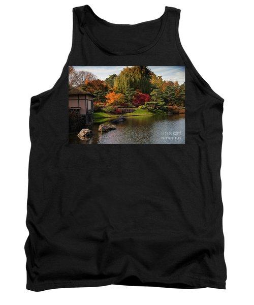 Japanese Gardens Tank Top