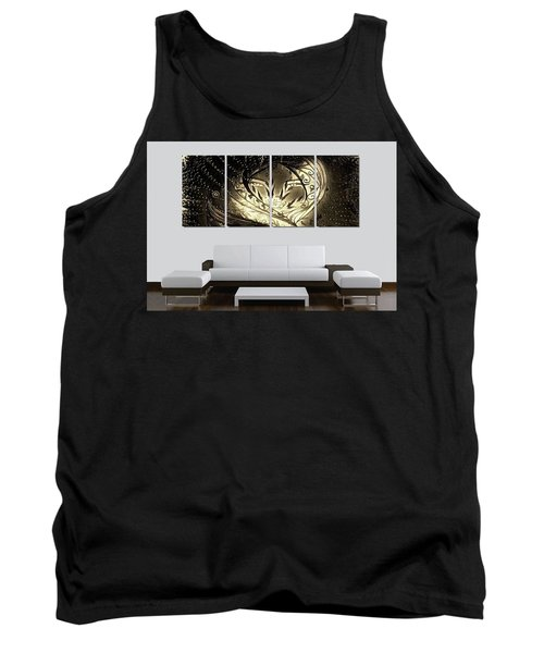 Lady Featured Tank Top