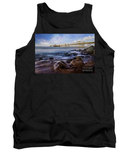 Llandudno Pier Tank Top