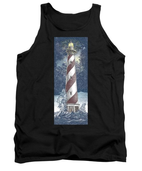 Peace In The Storm Tank Top