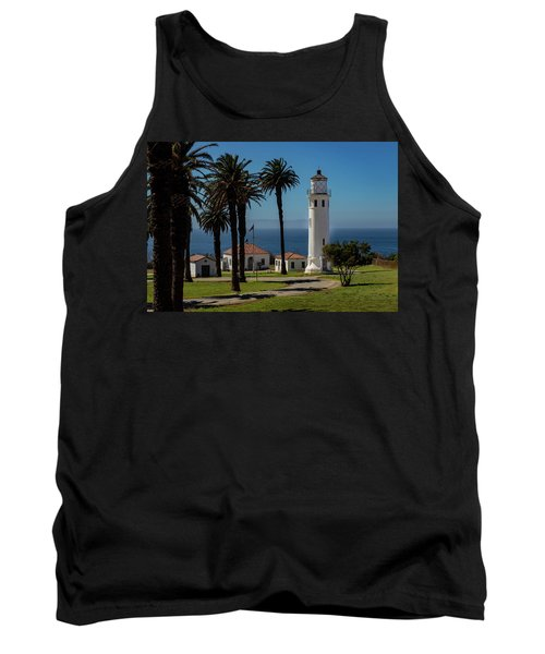 Point Vicente Lighthouse Tank Top