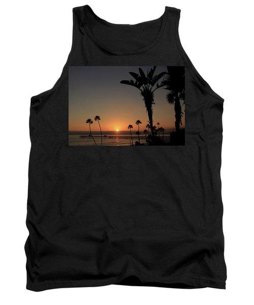 San Clemente Sunset Tank Top