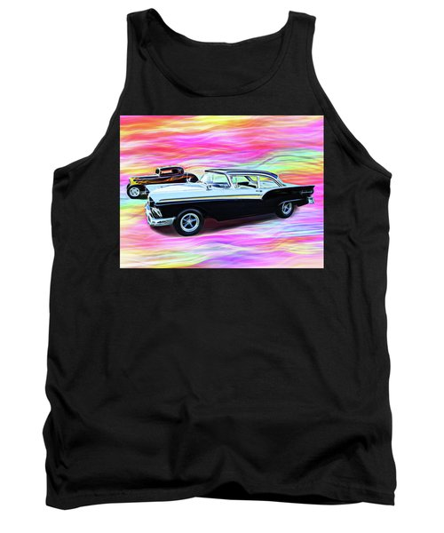 1932 And 1957 Fords Tank Top