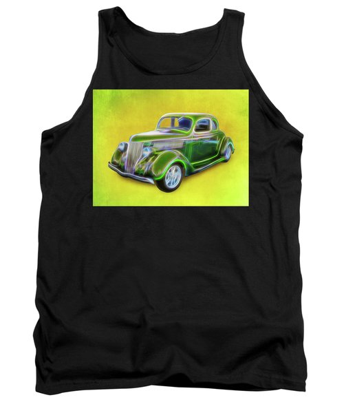 1936 Green Ford Tank Top