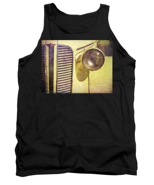 1937 Dodge Gritty Tank Top