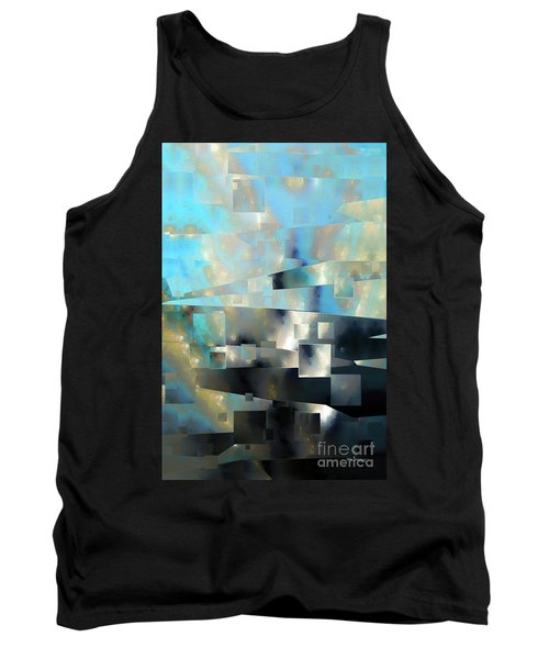 2 Corinthians 3 18. From Glory To Glory Tank Top