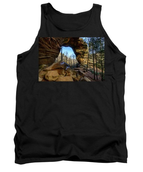 A Hole In Time Tank Top