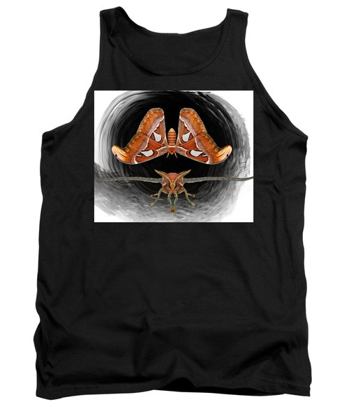 A Is For Atlas Moth Tank Top