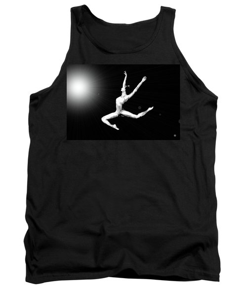 A Leap Into The Light Tank Top