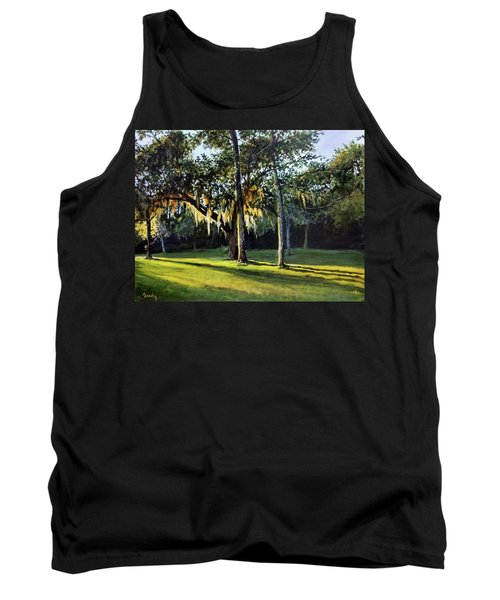 A New Sunset Tank Top