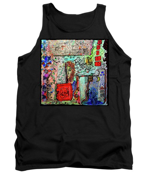 A Story Waiting To Be Told Tank Top