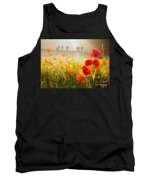 A Time To Remember Tank Top