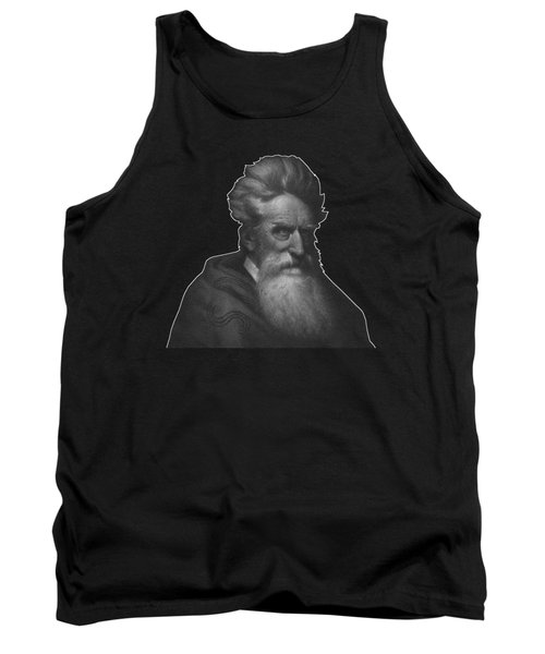 Abolitionist John Brown Graphic  Tank Top