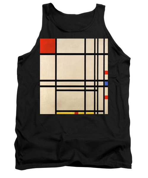 Abstraction, 1939 Tank Top