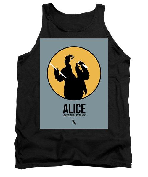 Alice Cooper II Tank Top