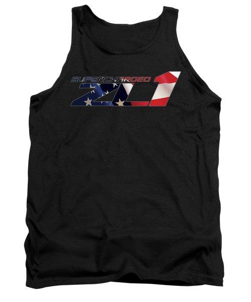 All American Zl1 Tank Top