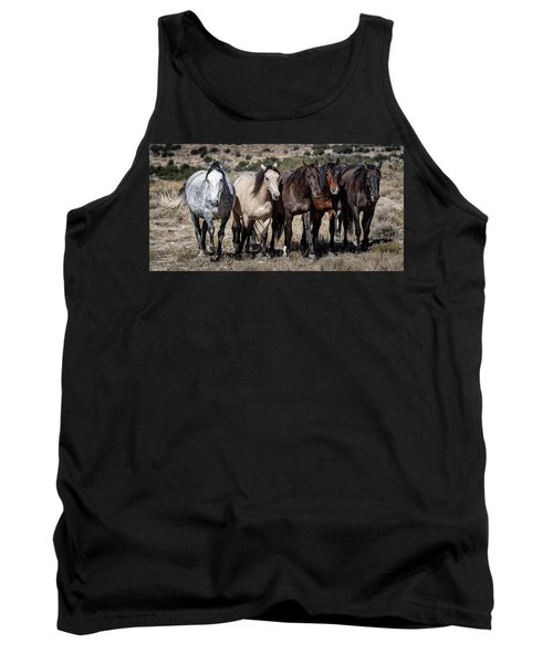 All In A Row Tank Top