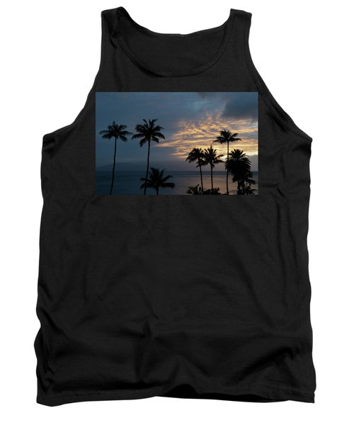 Aloha And Goodbye Tank Top