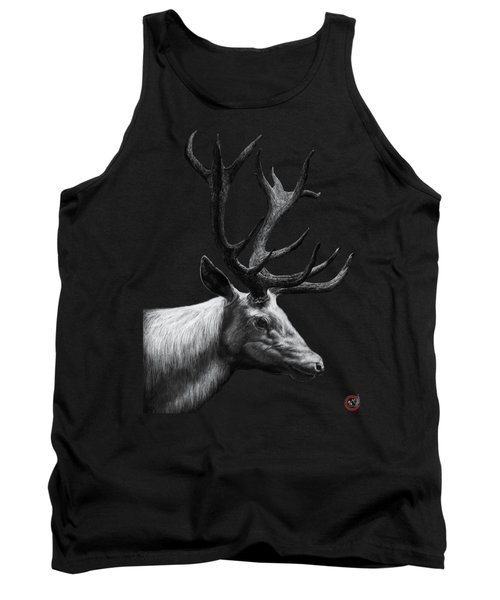 White Deer  Tank Top
