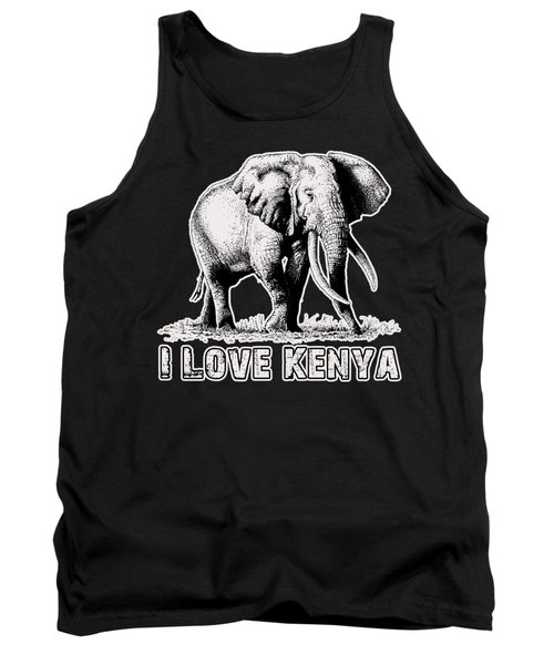 African Giant Tank Top