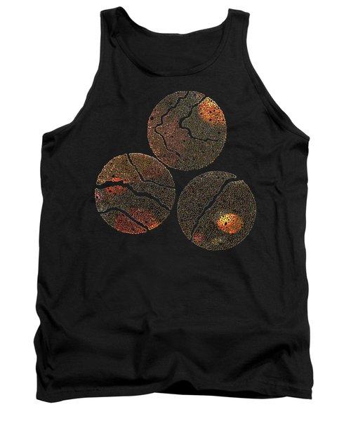 Atoms Ink Artwork Tank Top