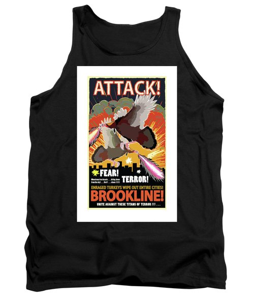 Attack Tank Top